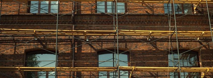 Historic building renovation 2