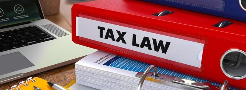 tax law binder